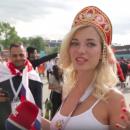 В России Первый канал сделал порноактрису лицом ЧМ-2018