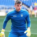 Украинский 19-летний вратарь Лунин подписал контракт с мадридским «Реалом»
