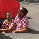 Хорваты высмеяли ямы на российских дорогах и стали героями