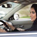 Женщины Саудовской Аравии начали ездить на машинах