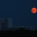 27 июля украинцы увидят Кровавую Луну