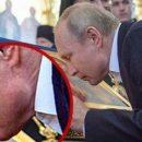Что-то за щекой: в сети тролят новое фото Путина