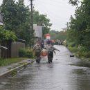 14 июля дожди с грозами пройдут почти по всей стране