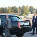 Трамп прибыл в Хельсинки на саммит с Путиным