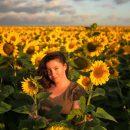 Ольга Цибульская предстала в страстном образе
