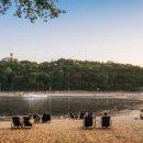 Киевлянам не рекомендуют купаться на столичных пляжах