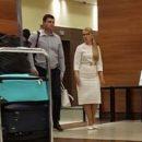 Тимошенко замечена в одном отеле с Коломойским (фотофакт)