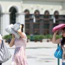 В Японии из-за жары умерли 14 человек