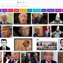 Поисковик Google показывает фотографии Трампа по запросу «idiot»