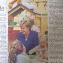 Медведи-любовники: В сети всплыло курьезное фото с Меркель