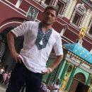 Бой с тенью: Беринчик в вышиванке поддержал Усика на Красной площади (видео)