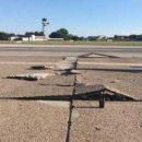 В аэропорту Германии из-за аномальной жары треснула единственная рабочая взлетная полоса