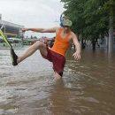 Сегодняшний потоп в Одессе: В сети появилось видео
