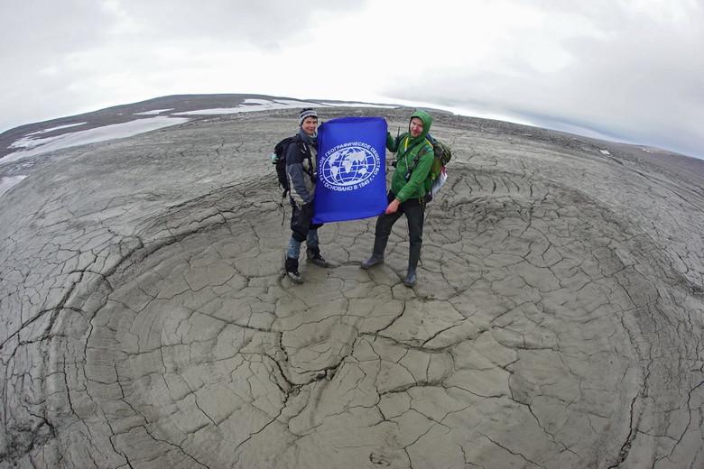 В Арктике почти пропало 3-километровое озеро