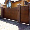 Купить откатные ворота в Харькове