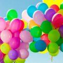 Большой выбор шаров и товаров для любого праздника