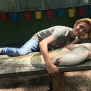 В Украине поймали огромного сома: опубликованы фото