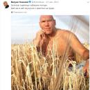 «Вот откуда круги на полях»: российского боксера-депутата высмеяли за нелепые фото и стих