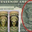 Уфолог нашел тайный инопланетный знак на долларовых банкнотах