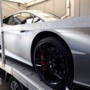 Владелец евробляхи Lamborghini получил штраф в 1,2 миллиона гривен