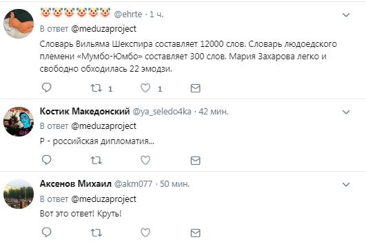 В Сети высмеяли реакцию главной пропагандистки Путина на заявление США о санкциях