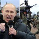 У Путина сказали, когда закончится война на Донбассе