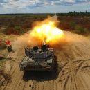 В Украине испытали новый высокоточный танк