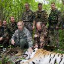Французский телеканал выдал Путина за охотника на тигров, а потом извинился