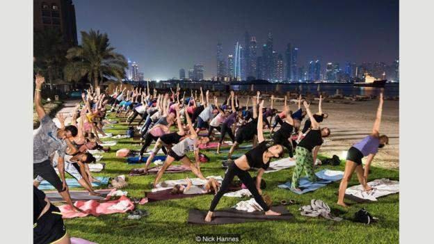 Фотограф показал, как живут самые богатые люди Дубая