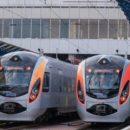 Интерсити перевезли рекордное количество пассажиров
