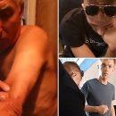 В Харькове коллекторы пытались выгнать 82-летнего пенсионера из его собственной квартиры (видео)