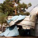 И так сойдет: в России школа без крыши прошла проверку перед учебным годом