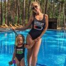 Известная украинская ведущая похвасталась подросшей дочерью