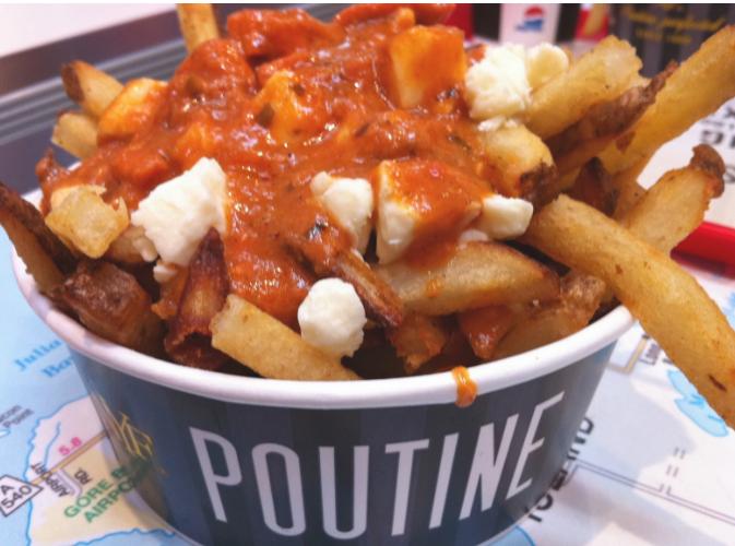 В украинских McDonald's будут продавать канадское блюдо «Путин». ФОТО