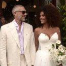 Бывший муж Моники Белуччи женился на 21-летней модели