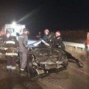 Смертельная авария на Черкасчине: кадры с места трагедии (видео)