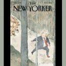 Журнал New Yorker разместил на обложке смешное фото Трампа