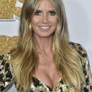 45-летняя Хайди Клум произвела фурор роскошным образом