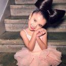 Пятилетняя девочка стала звездой Instagram благодаря роскошным волосам (фото)