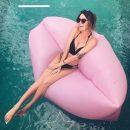 Надя Дорофеева в стильном купальнике покорила стройной фигурой