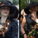 Хоронить Захарченко пришла «колорадская вдова»: появилось фото