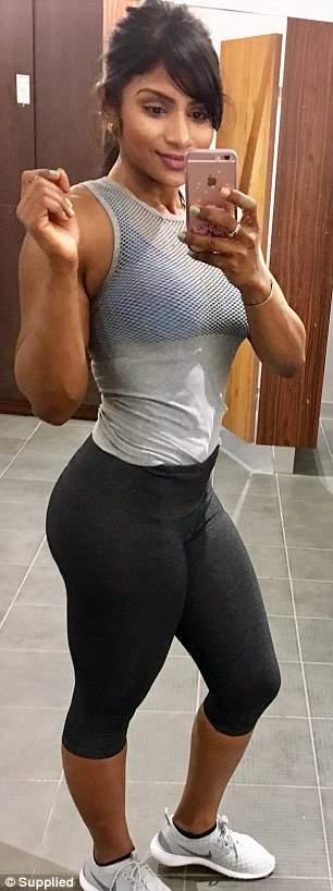 Эта девушка похудела на 42 килограмма