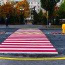 Минрегион рассматривает введение шумовой и световой разметки дорог