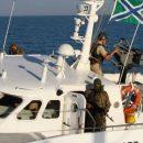 Российский катер устроил провокацию в Азовском море: появилось видео