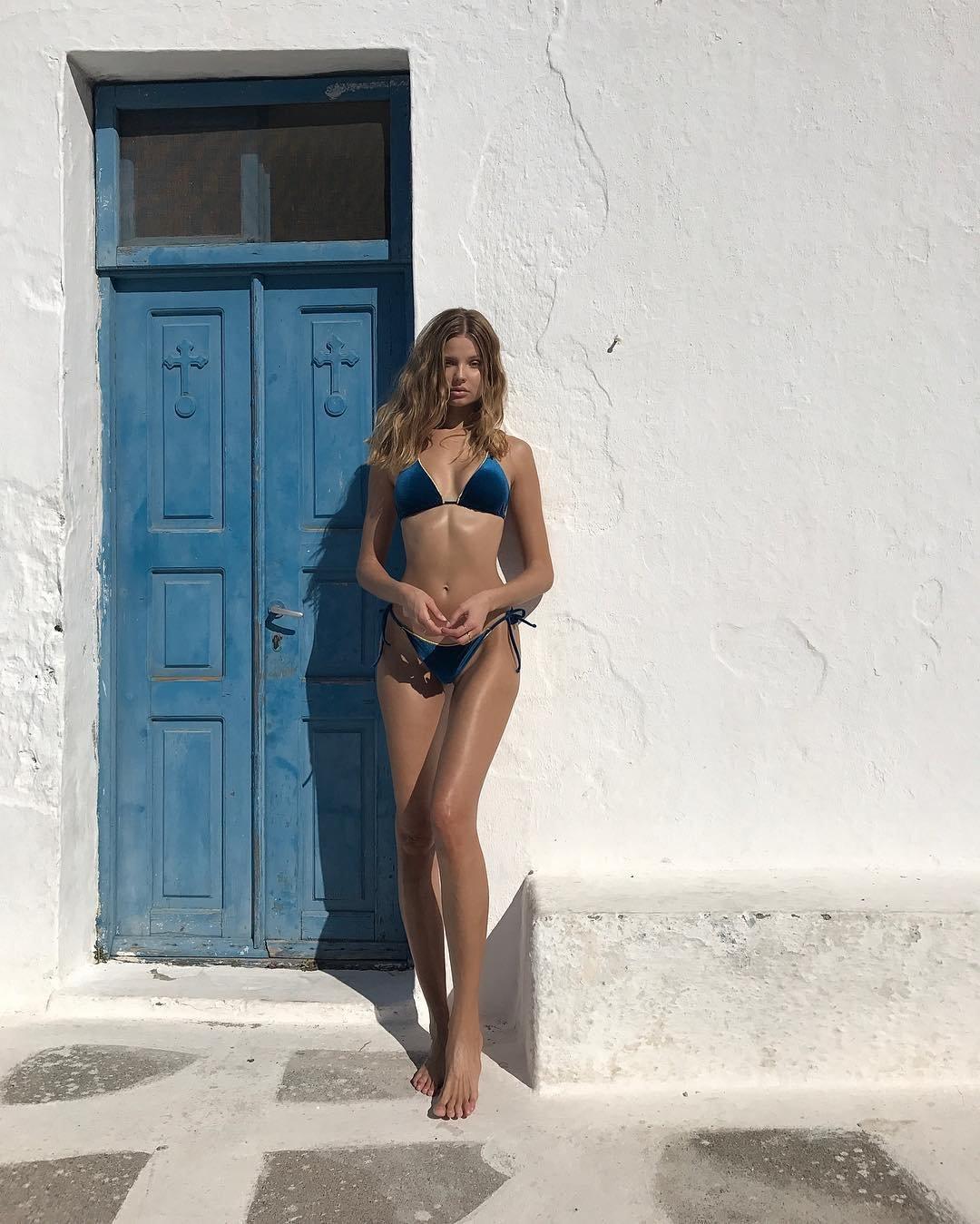 Они сделают ваш день: самые красивые модели Instagram (ФОТО)