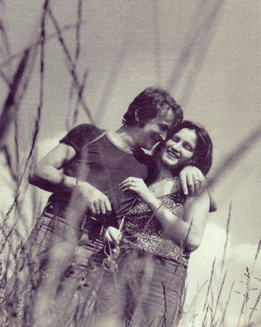София Ротару показала архивное фото с мужем