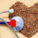 Семена льна помогут очистить и тонизировать сосуды человека