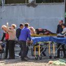«Дети горят в столовой»: медсестра рассказала, что происходило после взрыва в колледже