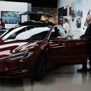 Поступила в продажу бюджетная версия Tesla Model 3