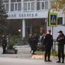 Массовое убийство людей в Керчи: появилось видео колледжа сразу после трагедии (видео)